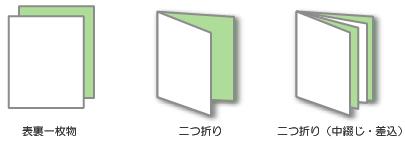 マニュアル 折り見本